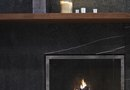 How to Build a Rustic Mantel Shelf From Cedar