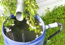 How to Build an Irrigation System With a Rain Barrel