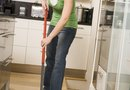 How to Prevent Slippery Floors in a Kitchen