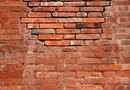 How to Make a Plastered Brick Wall