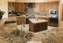 Difference Between Granite & Marble Kitchen Counters