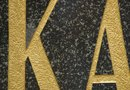 Methods of Gold Leaf Lettering