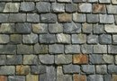 How to Cut Slate Roof Tiles