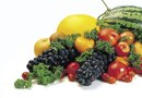 List of Fruits & Vegetable With a High Water Content