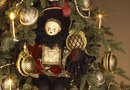 Ideas for Victorian Christmas Window Dressing