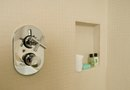 How to Install a Recessed Shower Shelf