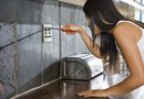 How to Make Outlets Flush With Stone Backsplash