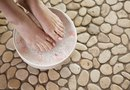 How to Grout a Rock Floor Shower