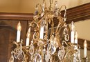 How to Restore a Crystal Chandelier