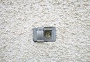 How to Install an Exterior Outlet Box in Stucco
