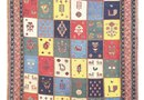 How to Display Quilt Wall Hangings