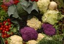 Varieties of Cauliflower