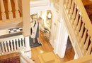 Painting Ideas for Stairway Banisters