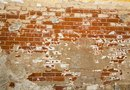 How to Distress an Interior Brick Wall