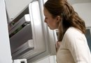 How to Adjust a Lower Freezer Door