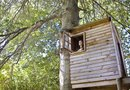 How to Design a Bed to Look Like a Treehouse
