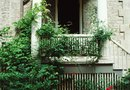 How to Prevent Mildew on Front Porches