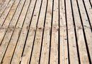"""How to Repair a Weathered, Split Deck"""