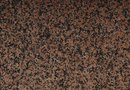Colors of Granite Countertops Suitable for Mahogany Cabinets