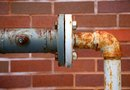 How to Repair a Home Water Pipe Leak With a C-Clamp Sleeve Patch