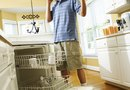 How to Install a Dishwasher in Old Kitchen Cabinets