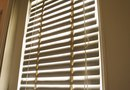 How to Remove Slats From Window Blinds