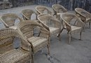 How to Stop Rattan Furniture From Squeaking