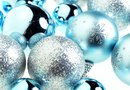 How to Decorate With Blue & Silver for Christmas