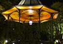 Outdoor Lighting for Gazebos