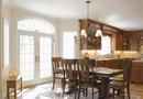 French Door Light-Filtering Window Treatment