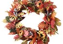 Fall Season Centerpieces for Table Decoration