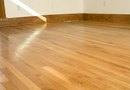 Avoiding Chatter Marks on Wood Floors
