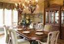 Tips on Choosing a Chandelier for High-Ceilinged Dining Rooms