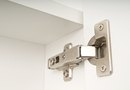How to Adjust the Concealed Hinges on a Euro Cabinet