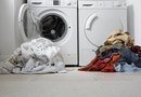 How to Replace the Counter Weights in a Washing Machine