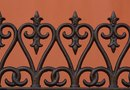How to Fix Broken Wrought Iron