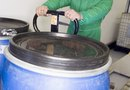Instructions on Building a Rain Barrel