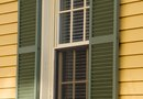 How to Take Pins Out of Shutters