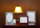 How to Display Photo Frames on a Hallway Table