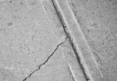 How to Caulk Cracked Sidewalks