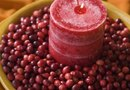 How to Make a Cranberry Centerpiece