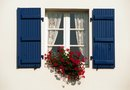 How to Paint Divided Pane Windows