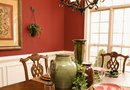 How to Decorate a Dining Room: Paint Colors