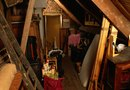How to Use Attic Storage in a Garage