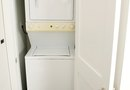 How to Hook Up a Stackable Washer & Dryer