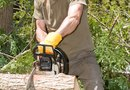 How to Check a Chain Saw Coil