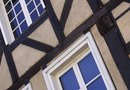 How to Paint English Tudor Homes