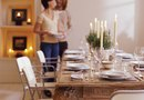 How to Get a Dining Table Into the House