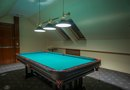 Distance Between Pool Tables and Lights