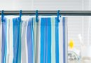 How to Clean a Shower Curtain With a High-Efficiency Machine